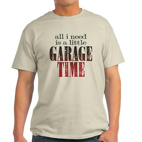Garage Time Light T-Shirt