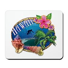 Surf Hawaii Mousepad
