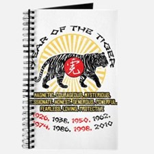 Year of the Tiger Qualities Journal