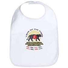 Year of the Tiger Qualities Bib