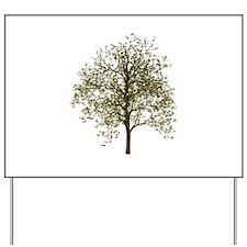 Simple Tree - Yard Sign