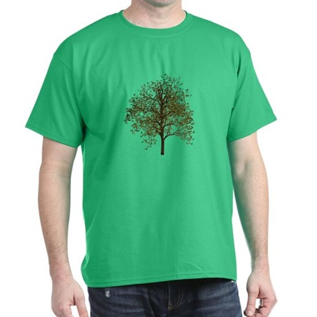 Simple Tree - Dark T-Shirt