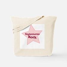 Sophomores Rock Tote Bag