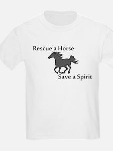 Rescue a Horse T-Shirt