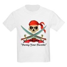 Leach_swords_8x T-Shirt