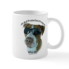 Pit Bull Protection Program Mug