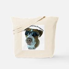 Pit Bull Protection Program Tote Bag