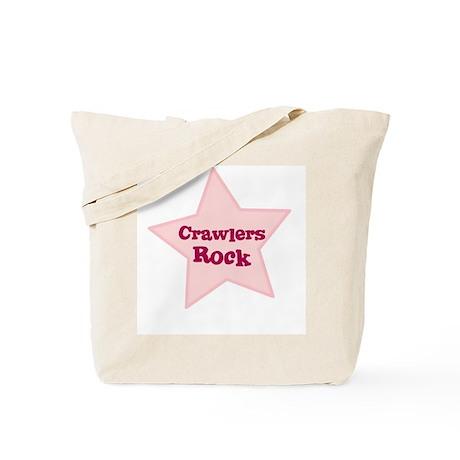 Crawlers Rock Tote Bag