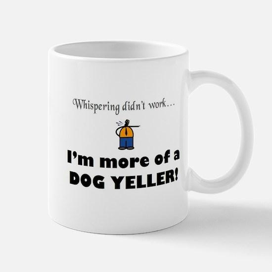 Dog Yeller Mugs