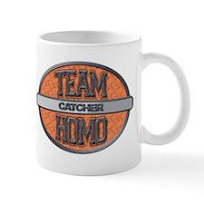 Team Homo Catcher Mug