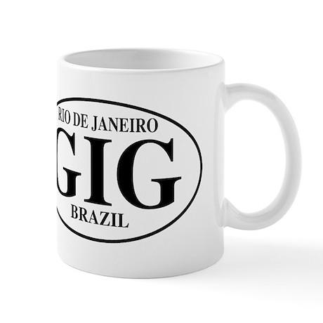GIG Rio de Janeiro Mug