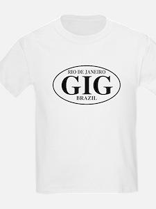 GIG Rio de Janeiro T-Shirt