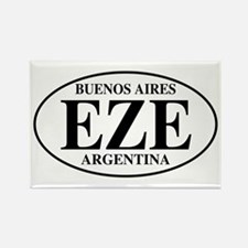 EZE Buenos Aires Rectangle Magnet (100 pack)