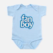 Fan Boy Infant Bodysuit