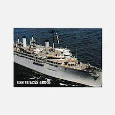 USS VULCAN Rectangle Magnet