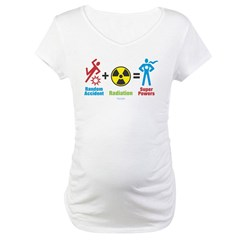 Super Powers Maternity T-Shirt