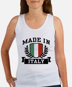 Made In Italy Women's Tank Top