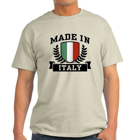 Made In Italy Light T-Shirt