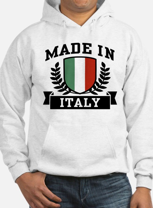 Made In Italy Hoodie