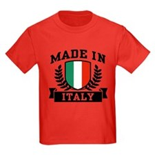 Made In Italy T