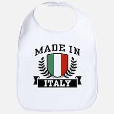 Made In Italy Bib