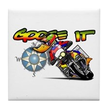 Goose It ADV Tile Coaster