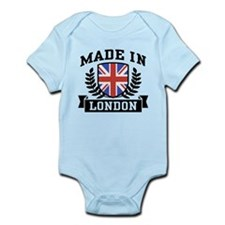 Made In London Infant Bodysuit
