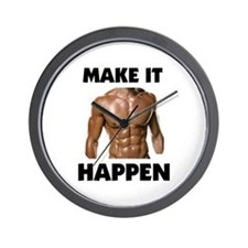 YOU CAN DO IT! - Wall Clock