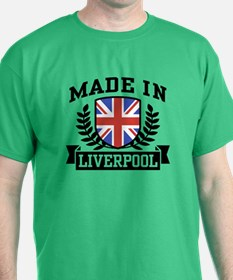 Made In Liverpool T-Shirt
