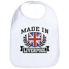 Made In Liverpool Bib