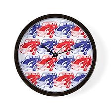 MINI CULTURE Wall Clock