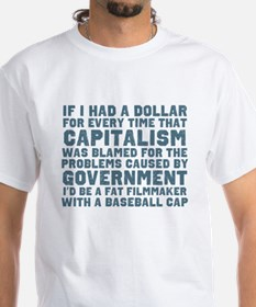 Blaming Capitalism Shirt
