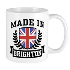 Made In Brighton Mug