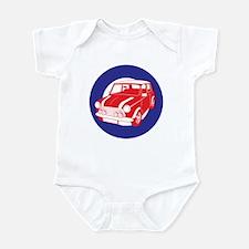 TARGET COOPER Infant Bodysuit