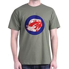 TARGET COOPER T-Shirt