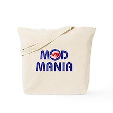MOD MANIA Tote Bag