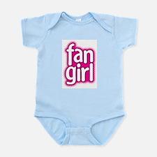 Fan Girl Infant Bodysuit