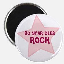 60-Year-Olds Rock Magnet