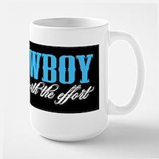 Single Cowboy Mug