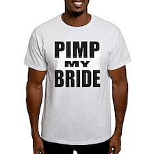 PDB Ash Grey T-Shirt
