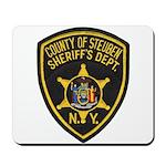Steuben County Sheriff Mousepad