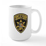 Steuben County Sheriff Large Mug