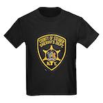 Steuben County Sheriff Kids Dark T-Shirt