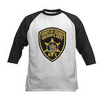 Steuben County Sheriff Kids Baseball Jersey