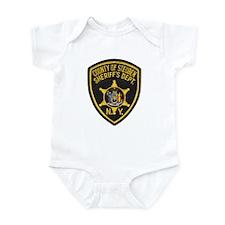 Steuben County Sheriff Infant Bodysuit