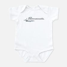 Barracuda Logo Infant Bodysuit