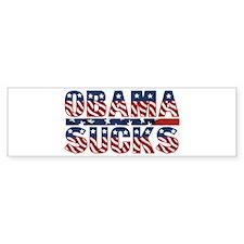 Obama Sucks Bumper Bumper Sticker