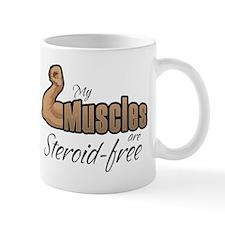 My Muscles Steroid-Free Mug