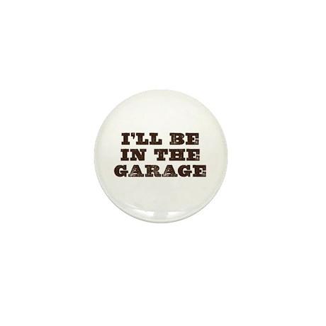 In Garage Mini Button (100 pack)