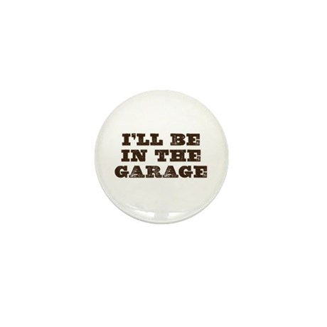In Garage Mini Button (10 pack)